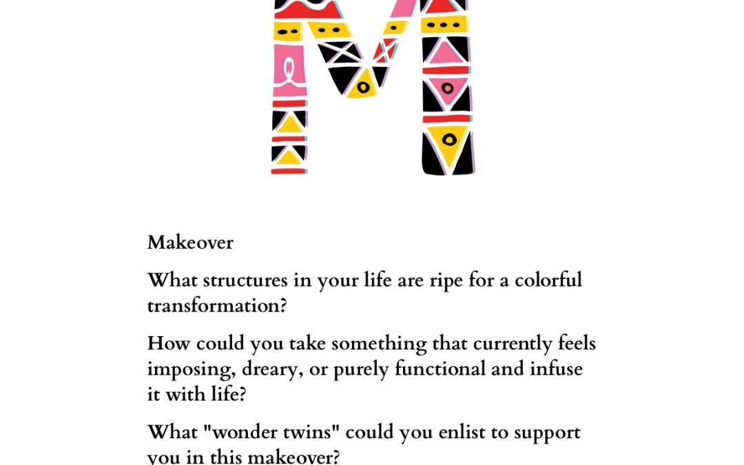 Curiosity Experiment No. 33: Makeover