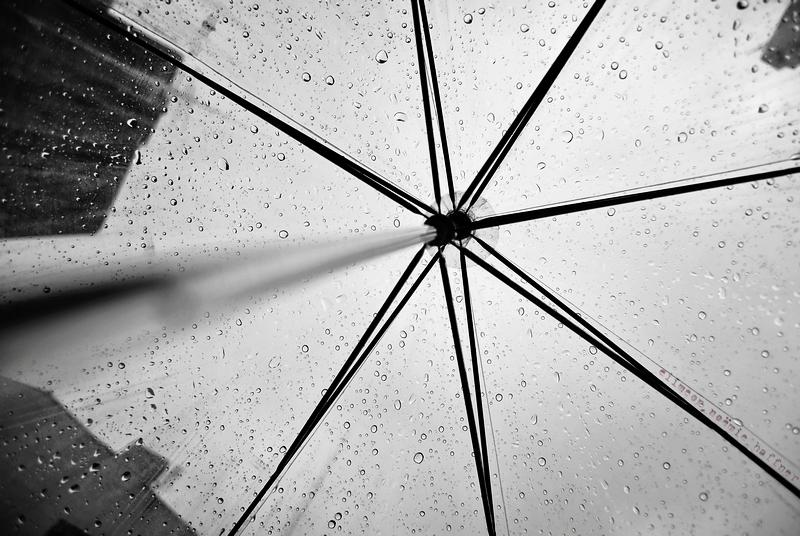 Photo credit: Elimeon on Flickr: I'll mend your roof to keep out the rain.